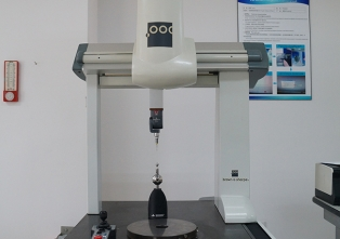 Three coordinate measuring inst