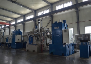 Heat treatment vacuum furnace